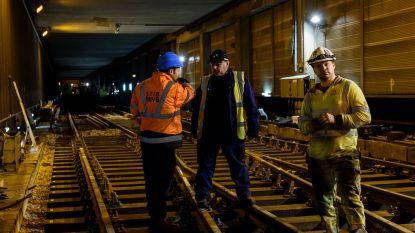Metroverkeer lijn 1 dit weekend onderbroken tussen Merode en Stokkel