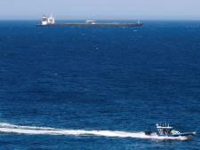 Iraanse olietanker Grace 1 vertrokken uit Gibraltar