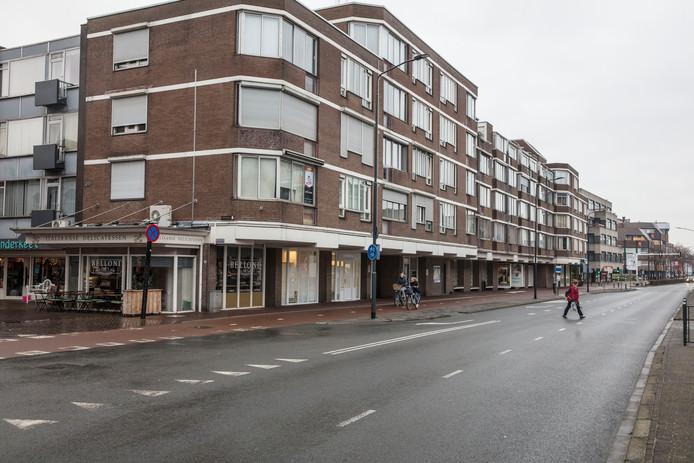 Appartementencomplex aan de Kasteel Traverse in Helmond