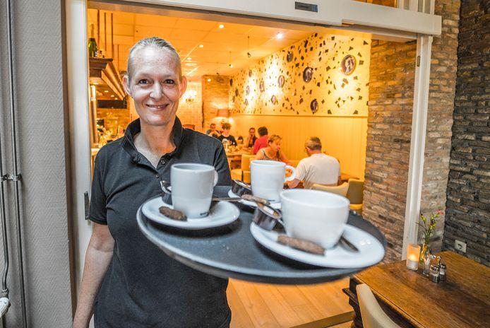 Chantal Kouwenhoven van Hotel Johannes Vermeer.