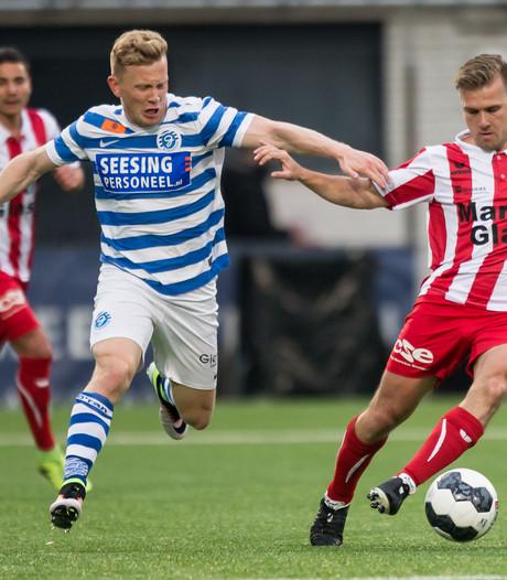 Mutatie-overzicht amateurvoetbal Langstraat
