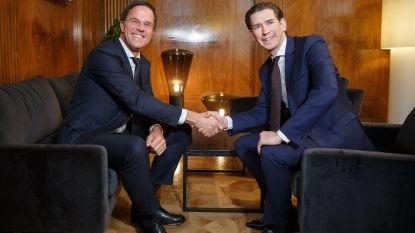 'Zuinige vier' hebben eigen voorstel klaar om Europese economie te herstellen
