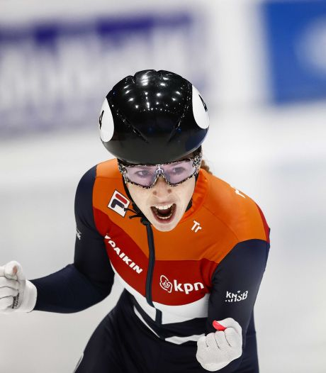 Westland leeft mee met ernstig zieke shorttrackster Lara van Ruijven: 'Een voorbeeld voor de schaatsjeugd'
