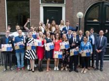 Leerlingen Van Maerlantlyceum Eindhoven winnen prestigieuze onderwijsprijs
