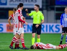 Gefrustreerd TOP Oss verliest van FC Eindhoven: 'Wat is dit voor poppenkast'