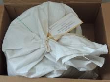 Groene Vlinderlint-route kan niet bloeien: grote zak met bloemzaad is kwijt
