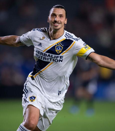 Un triplé et un nouveau record pour Zlatan