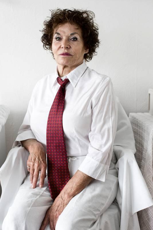 Maria Knapen (79).