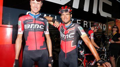 """Van Avermaet & Schär, vrienden voor het leven en sportieve succestandem: """"Zelf voor resultaten zorgen bij CCC"""""""