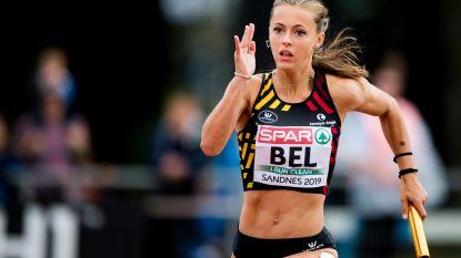 Rani Rosius lonkt naar de finale op de 100 meter