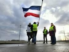 Gele Hesjes Tiel rekenen zaterdag op internationale steun