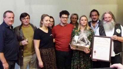Den Herberg uit Buizingen wint Gouden Lambikstoemper