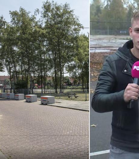Man (31) opgepakt na slaan PowNed-verslaggever Dennis uit Glanerbrug