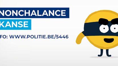 Politiezone lanceert emoji 'Bandiefje' in strijd tegen woninginbraken
