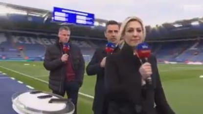 De 'zoete wraak' van sportjournaliste op analisten die al meer dan 2,5 miljoen keer bekeken werd