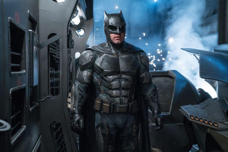 Ben Affleck in 'Justice League'.