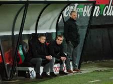 NEC schuift contractbesprekingen met trainerstrio voor zich uit