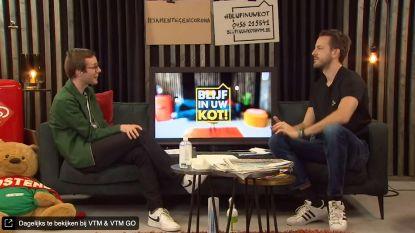 Quarantainepolonaise met Willy Sommers en Birgit Van Mol heeft goed nieuws in 'Blijf in uw kot!'
