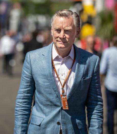 L'un des trois dirigeants de la F1 quitte son poste