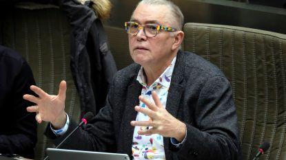Bart Caron krijgt eretitel in Vlaams parlement