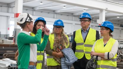 Willy Naessens Group investeert in prefabbetonfabriek Concreton