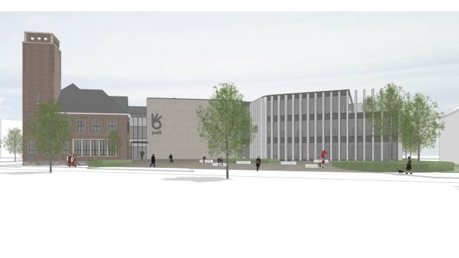 Werken voor uitbreiding gemeentehuis gaan van start