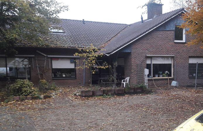 De voormalige woning was jarenlang het thuishonk van de dierenbescherming.