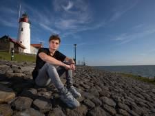 Geblesseerde Jan Ras uit Urk tekent toch voor twee extra seizoenen bij Heerenveen