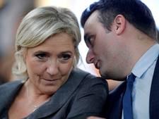 Crisis bij Front National na openlijke ruzie Le Pen
