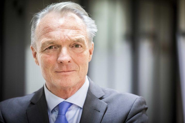 Marc Dullaert: 'Als kinderen eenmaal in de hoek zitten waar klappen vallen, worden de klappen nu alleen maar harder.' Beeld ANP