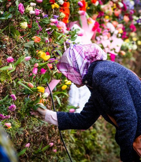 'Haag van liefde' rond Al-Fourqaan moskee Eindhoven