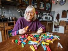 Verzamelaar Mechel Goddefroy (77) uit Helmond: Een wasknijper is een leuk, technisch dingetje
