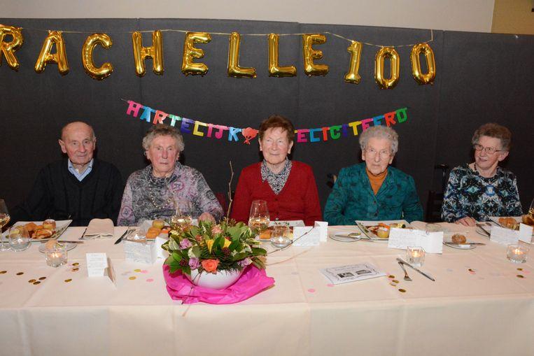 Eeuwelinge Rachelle De Bock Twee Weken Na 100ste Verjaardag