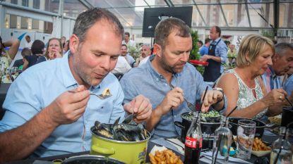 Daar zijn ze weer: Mossel One serveert eerste schelpdiertjes van seizoen