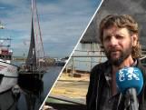 Wereldreiziger Martijn weer even terug in Bruinisse