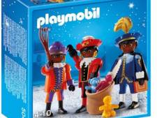 Run op controversiële Zwarte Pieten Playmobil