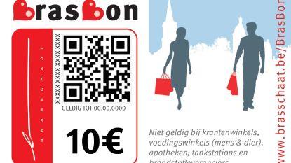 Gemeente lanceert 'de Brasbon': zes maanden geldig bij lokale handelaars