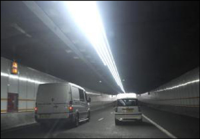 De Vlaketunnel.