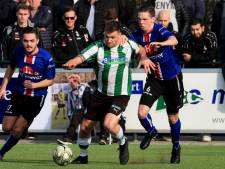 Uitslagen amateurvoetbal Zwolle e.o 16  februari