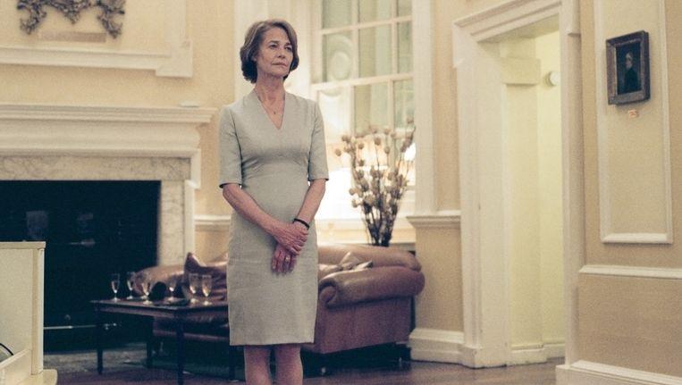 Charlotte Rampling in 45 Years als de Britse middenklassedame Kate. Beeld