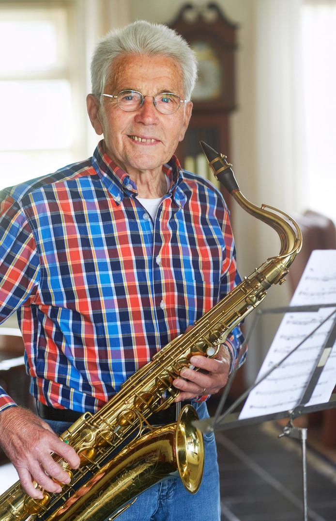 Harrie Willems uit Zeeland speelt nog elke dag.