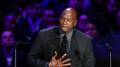 """Michael Jordan heeft genoeg van racisme in VS: """"Druk opvoeren om regels te veranderen"""", ook huidige topsporters roeren zich"""