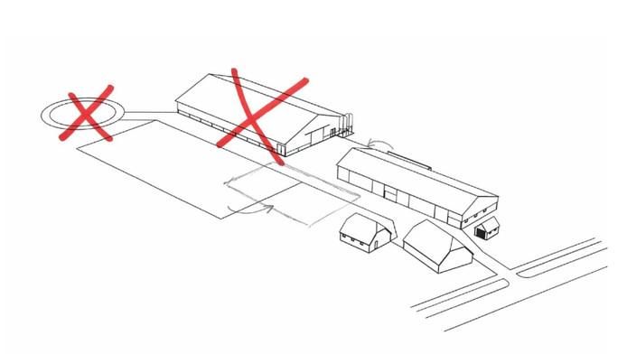 Het nieuwe plan voor de Diepenheimseweg 29