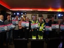 Opbrengst van Glazen Huys in Nijkerk ruim 20.000 euro