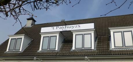Verbouwing bij tapasrestaurant 't Pakhuyzz Schijndel