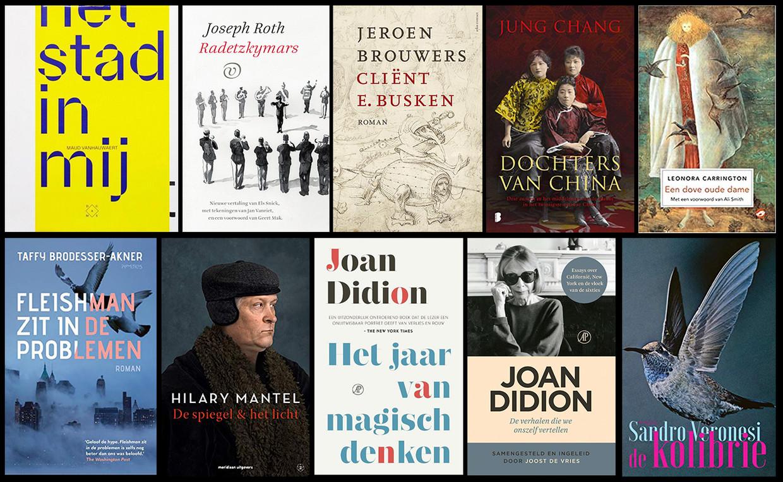 Beste boeken 2020 v Humo Beeld Humo