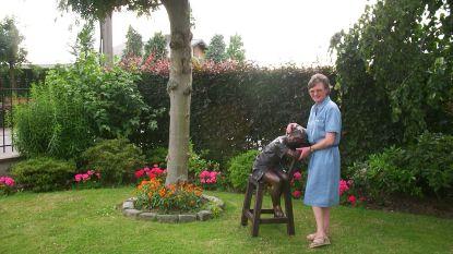 Wie kan Luc en Francine helpen? Dieven roofden beeld met grote emotionele waarde uit hun tuin