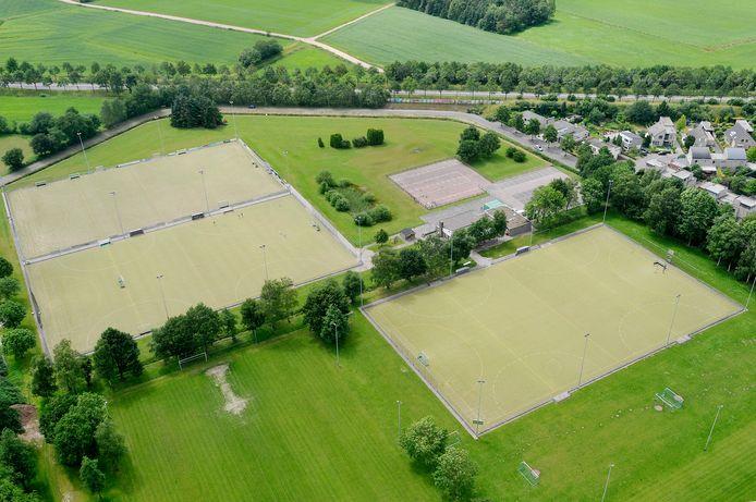 Het privatiseren van sportvelden in Goirle is een van de opties om de tekorten op de begroting te lijf te gaan.