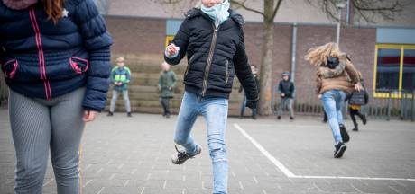 De Widerode in Wierden maakt kinderen slimmer en fitter tegelijk