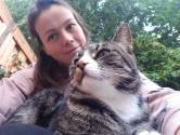 Bij verslaggever Serena thuis in quarantaine maakt kat Eddie de dienst uit
